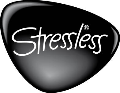 Stressless Black and White - Fast and Free Shipping