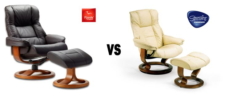 Merveilleux Whatu0027s The Difference Between Stressless And Fjords (Hjellegjerde)  Recliners?