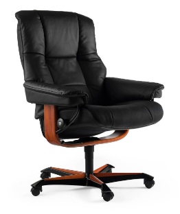 Ekornes Stressless Mayfair Office Chair Small