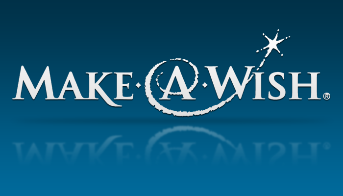 Donate to the Make-A-Wish Foundation at Unwind.