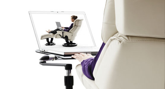 Stressless Laptop Table