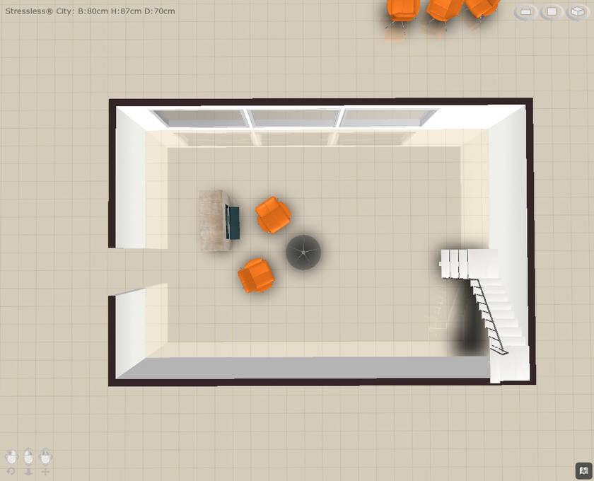 Interior Design with Ekornes Stressless Furniture Online.