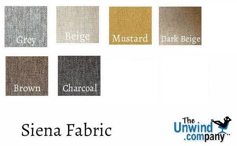 Siena Fabric by Ekornes- Color Palette 2015