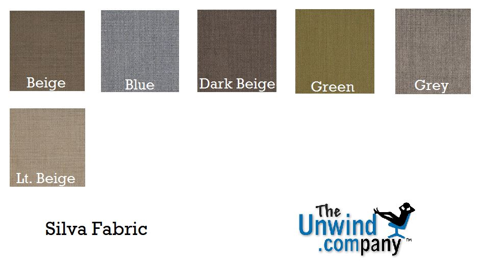 Silva Palette Colors for Ekornes Furniture.