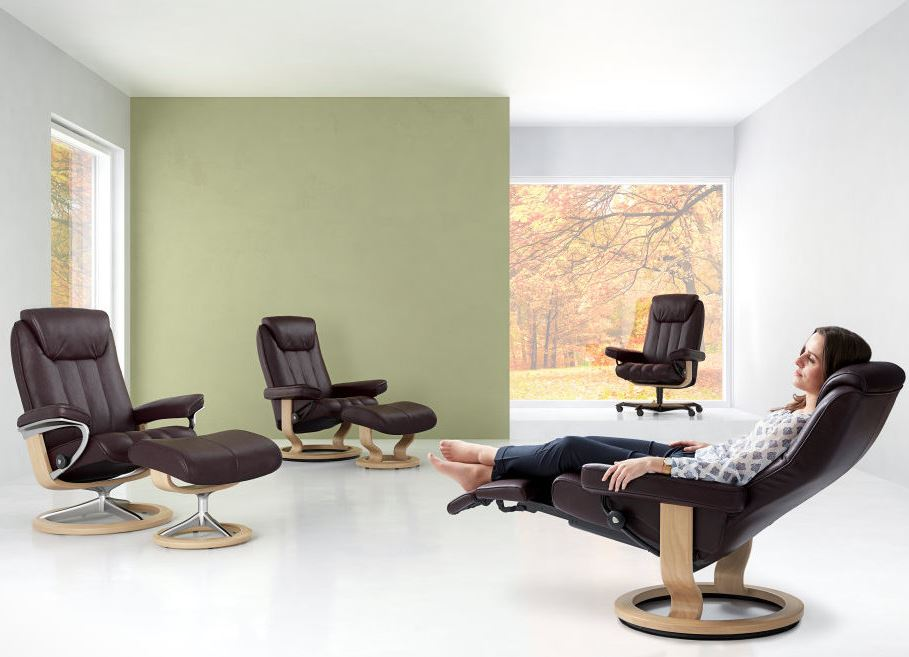 Stressless Bliss Recliners- Save the Most at Unwind.